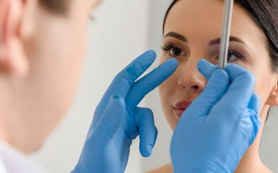 Surgical or non-surgical rhinoplasty