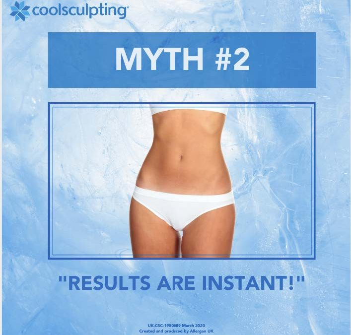 CoolSculpting Myth Series - Myth #2