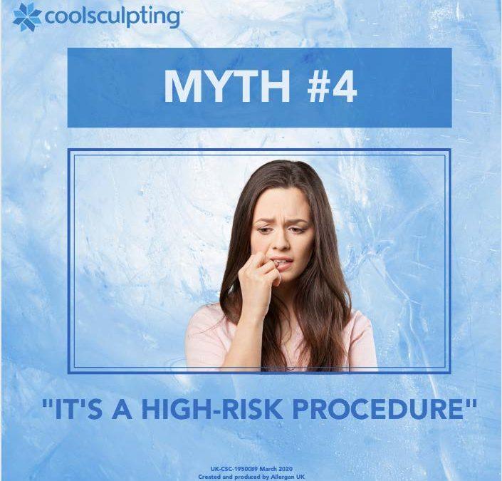 CoolSculpting Myth Series - Myth #4