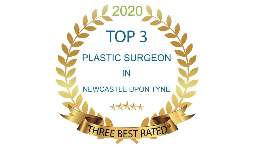 Best plastic surgeon Newcastle